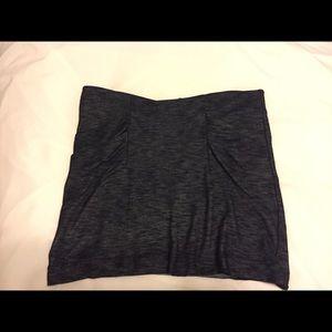 BCBG Generation Black mini skirt